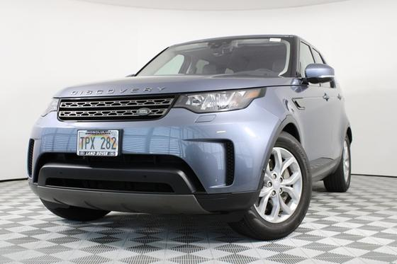 2018 Land Rover Discovery SE:16 car images available