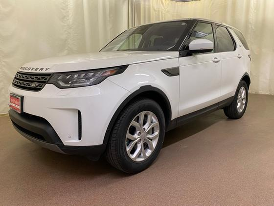 2020 Land Rover Discovery SE:16 car images available