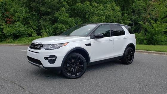 2015 Land Rover Discovery Sport :24 car images available
