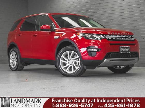 2016 Land Rover Discovery Sport :24 car images available