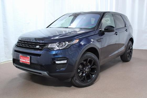 2017 Land Rover Discovery Sport HSE LUX:24 car images available