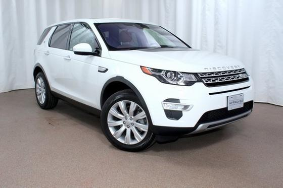 2015 Land Rover Discovery Sport HSE LUX:24 car images available