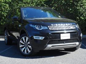 2018 Land Rover Discovery Sport HSE LUX:23 car images available