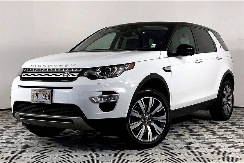 2018 Land Rover Discovery Sport HSE Luxury:24 car images available