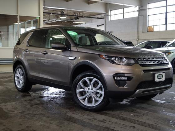 2017 Land Rover Discovery Sport HSE:21 car images available