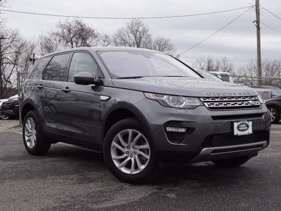 2017 Land Rover Discovery Sport HSE:20 car images available