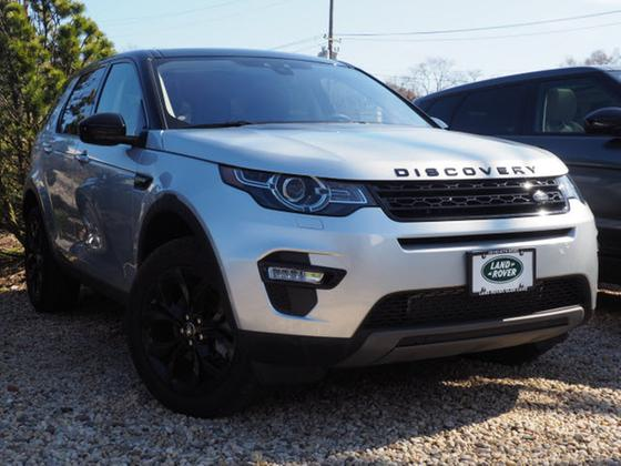 2017 Land Rover Discovery Sport HSE:23 car images available