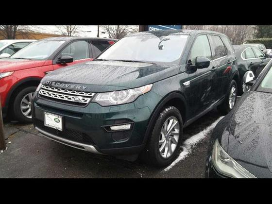 2017 Land Rover Discovery Sport HSE:24 car images available