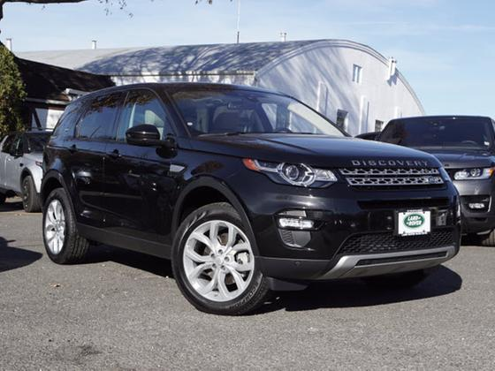 2017 Land Rover Discovery Sport HSE:22 car images available