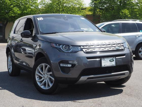 2018 Land Rover Discovery Sport HSE:22 car images available