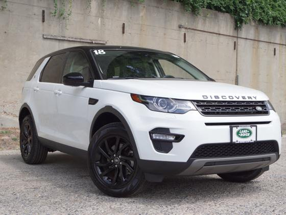 2018 Land Rover Discovery Sport HSE:21 car images available