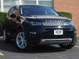 2018 Land Rover Discovery Sport HSE:23 car images available