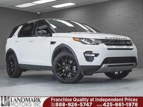 2015 Land Rover Discovery Sport HSE:24 car images available