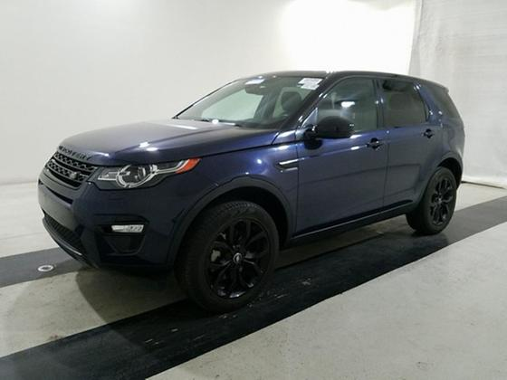 2016 Land Rover Discovery Sport HSE:4 car images available