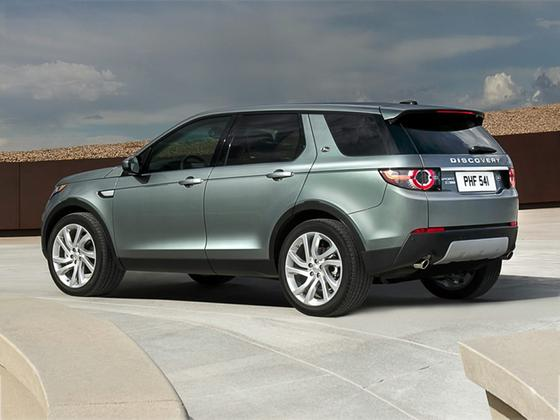2017 Land Rover Discovery Sport HSE : Car has generic photo