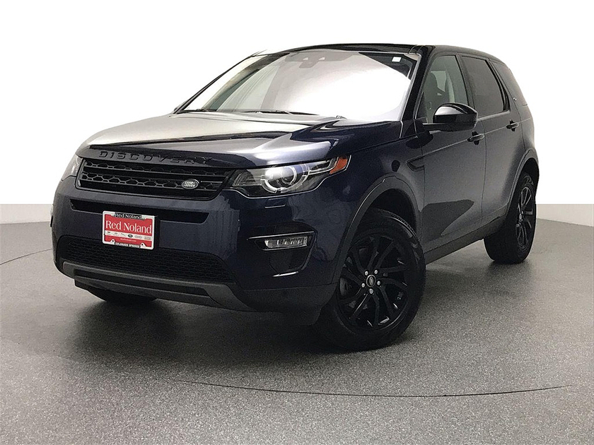 2019 Land Rover Discovery Sport HSE:24 car images available
