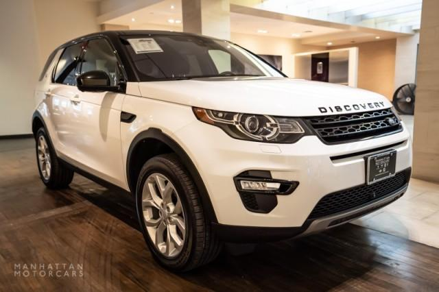 2019 Land Rover Discovery Sport HSE:19 car images available