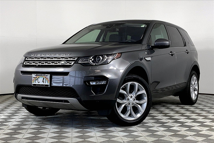 2018 Land Rover Discovery Sport HSE:24 car images available