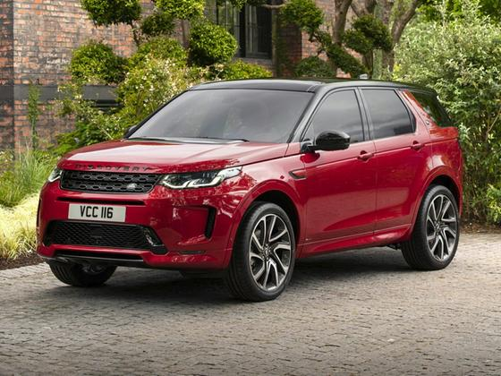 2020 Land Rover Discovery Sport S R-Dynamic : Car has generic photo