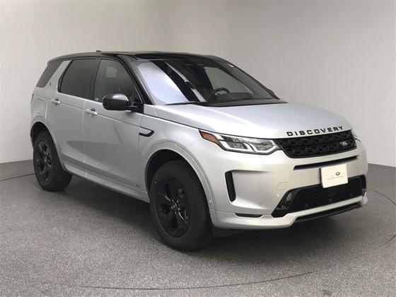 2021 Land Rover Discovery Sport S R-Dynamic