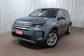 2020 Land Rover Discovery Sport S:19 car images available