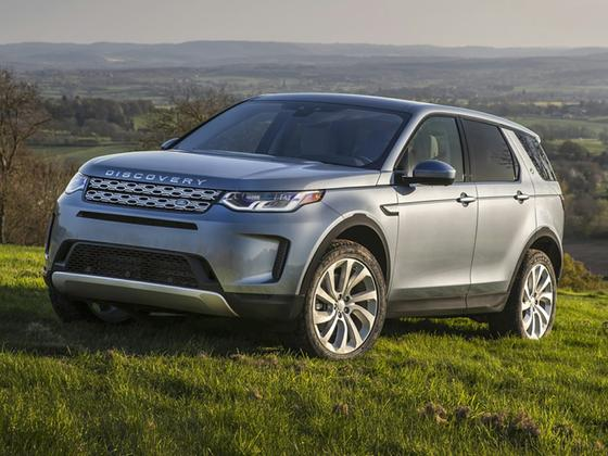 2020 Land Rover Discovery Sport S : Car has generic photo