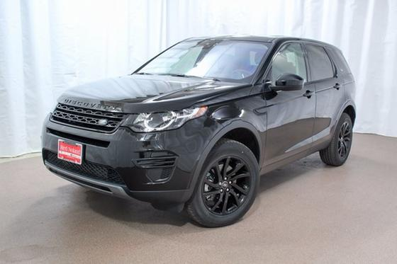 2017 Land Rover Discovery Sport SE:22 car images available