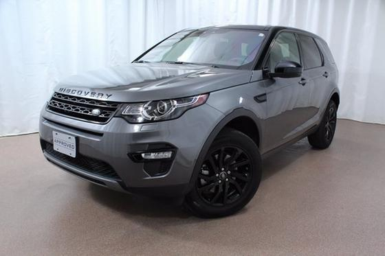 2017 Land Rover Discovery Sport SE:21 car images available