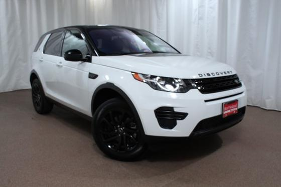 2016 Land Rover Discovery Sport SE:24 car images available