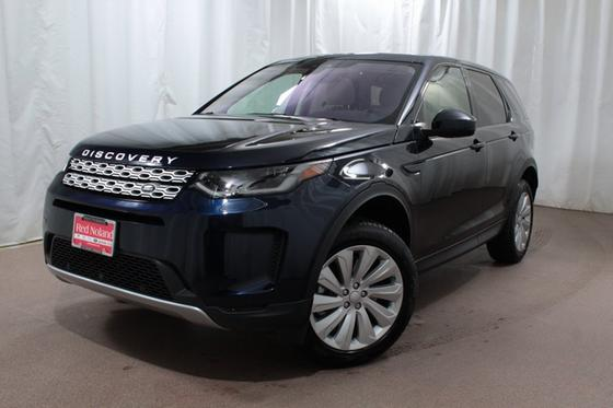 2020 Land Rover Discovery Sport SE:19 car images available