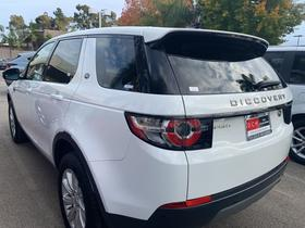 2019 Land Rover Discovery Sport SE