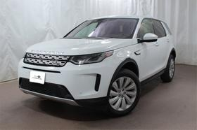 2020 Land Rover Discovery Sport SE:24 car images available