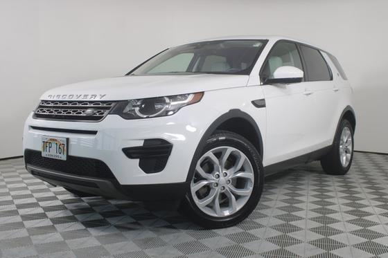 2017 Land Rover Discovery Sport SE:13 car images available
