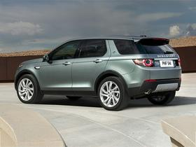 2017 Land Rover Discovery Sport SE : Car has generic photo