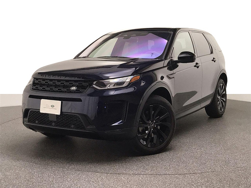 2021 Land Rover Discovery Sport SE:24 car images available
