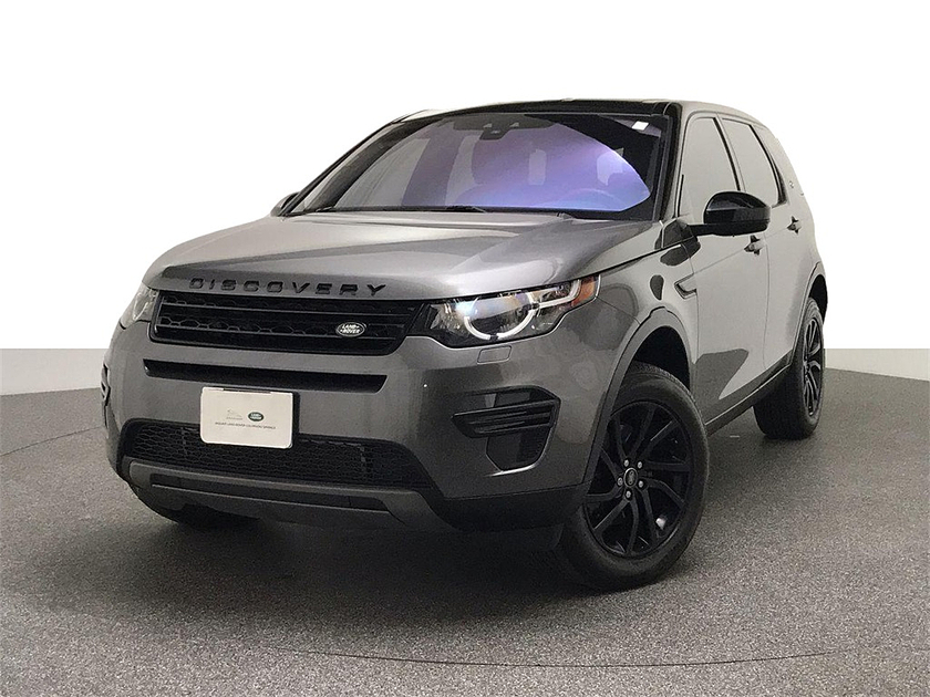 2017 Land Rover Discovery Sport SE:24 car images available