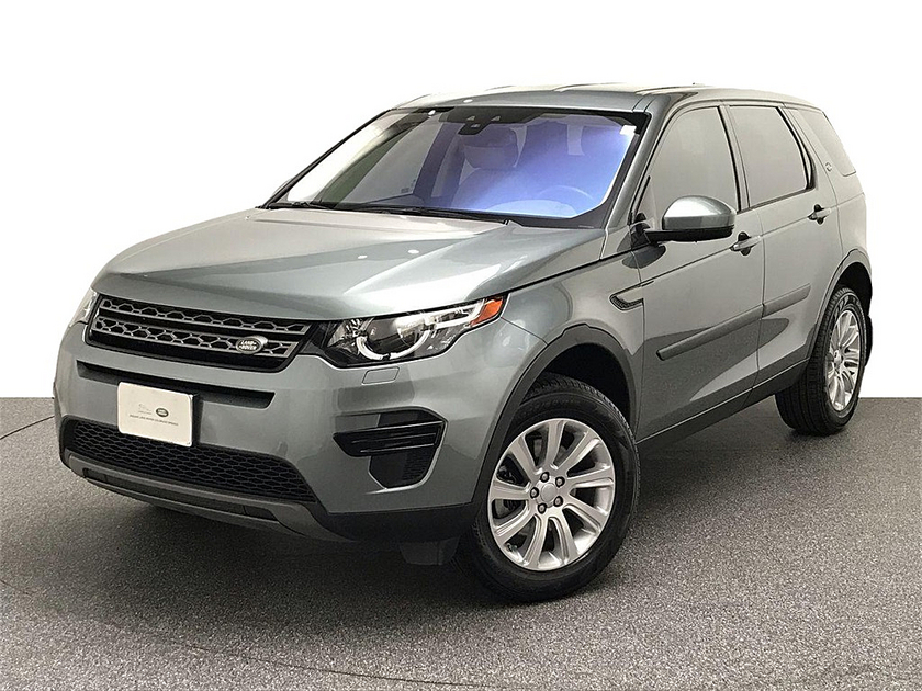 2019 Land Rover Discovery Sport SE:24 car images available