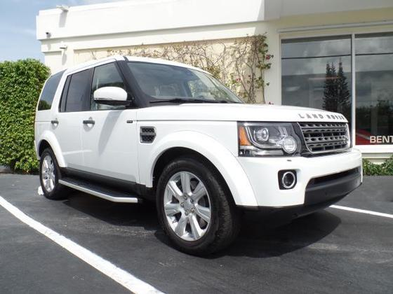 2016 Land Rover LR4 :12 car images available