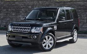 2015 Land Rover LR4 :24 car images available