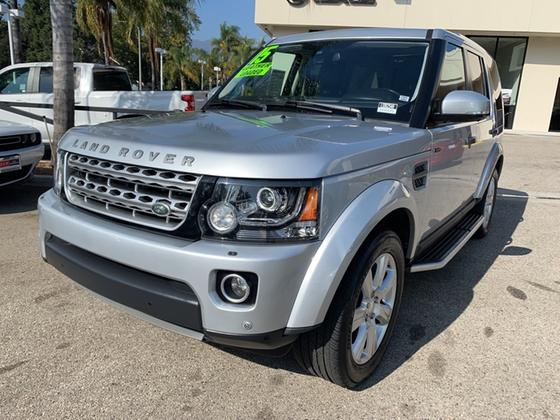 2015 Land Rover LR4 :19 car images available