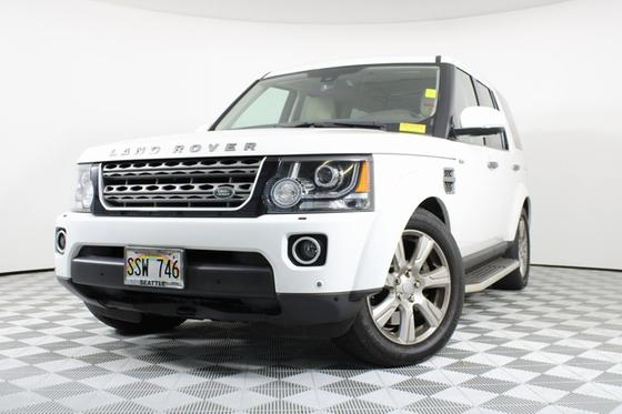 2016 Land Rover LR4 :14 car images available