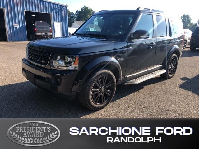 2015 Land Rover LR4  : Car has generic photo