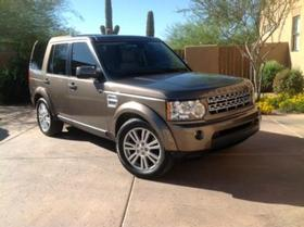 2011 Land Rover LR4 HSE:3 car images available