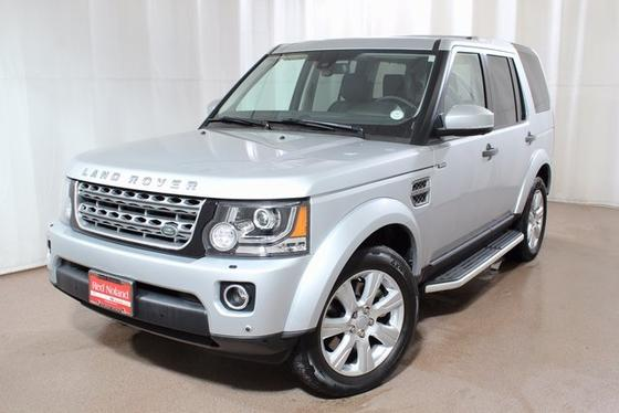 2016 Land Rover LR4 HSE:21 car images available