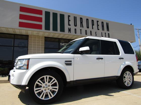 2012 Land Rover LR4 HSE:23 car images available