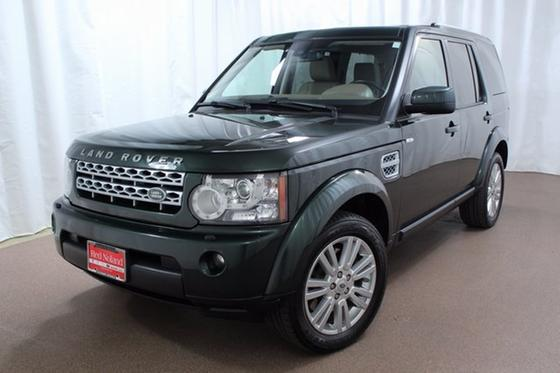 2011 Land Rover LR4 HSE:22 car images available