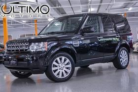 2013 Land Rover LR4 HSE:24 car images available