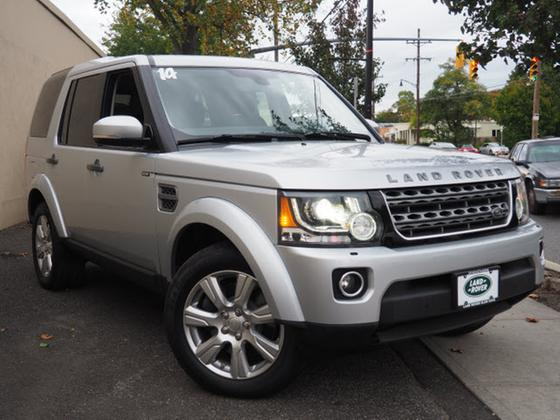 2014 Land Rover LR4 HSE:20 car images available