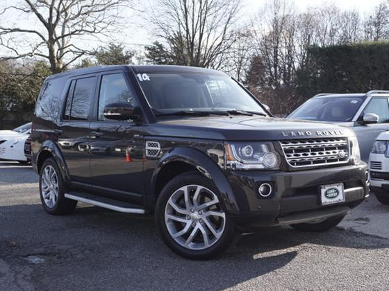 2014 Land Rover LR4 HSE:22 car images available
