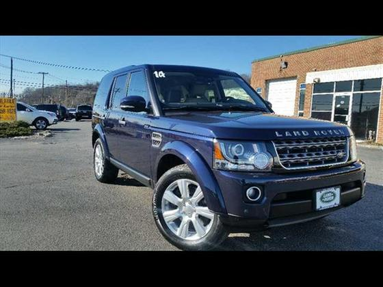 2014 Land Rover LR4 HSE:6 car images available